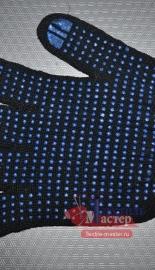 Меланжевая шапка - описание вязания схемы вязания крючком и